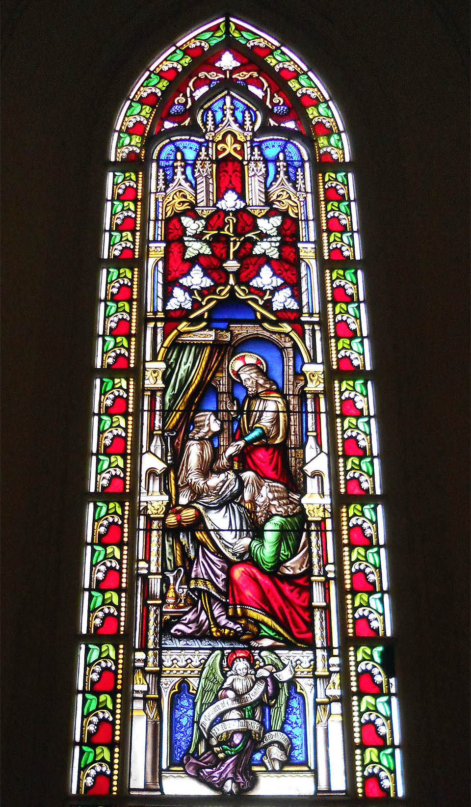 Characteristics of stained glass ceilings 33