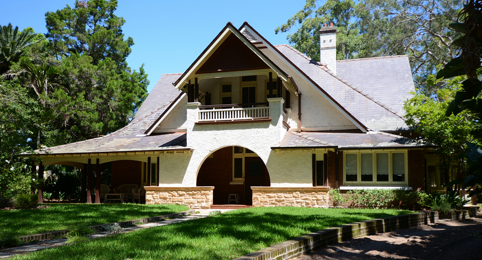 'Mount Errington', 1 Rosemead Road Hornsby NSW 2077