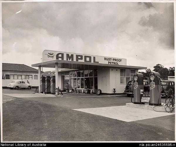 Ampol Car Service Helensburgh