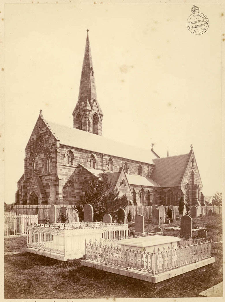 Christian Church Architecture The Dictionary Of Sydney