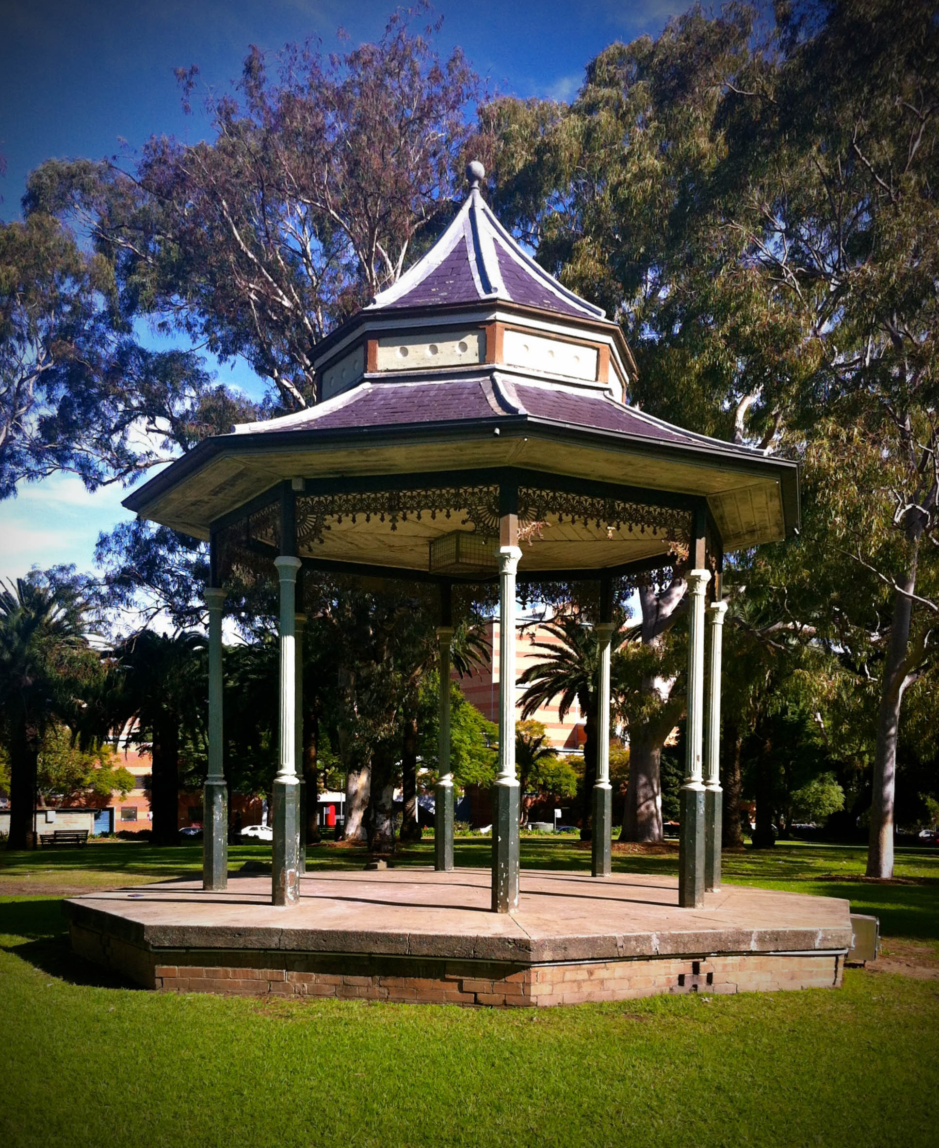 Prince Alfred Park Parramatta The Dictionary Of Sydney