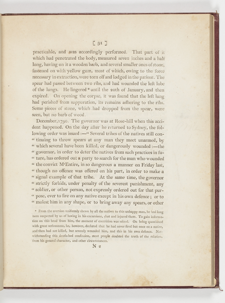 Governor Phillip and the Eora | The Dictionary of Sydney
