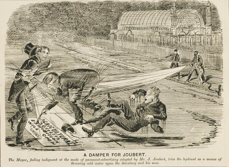 A Damper For Joubert 1871