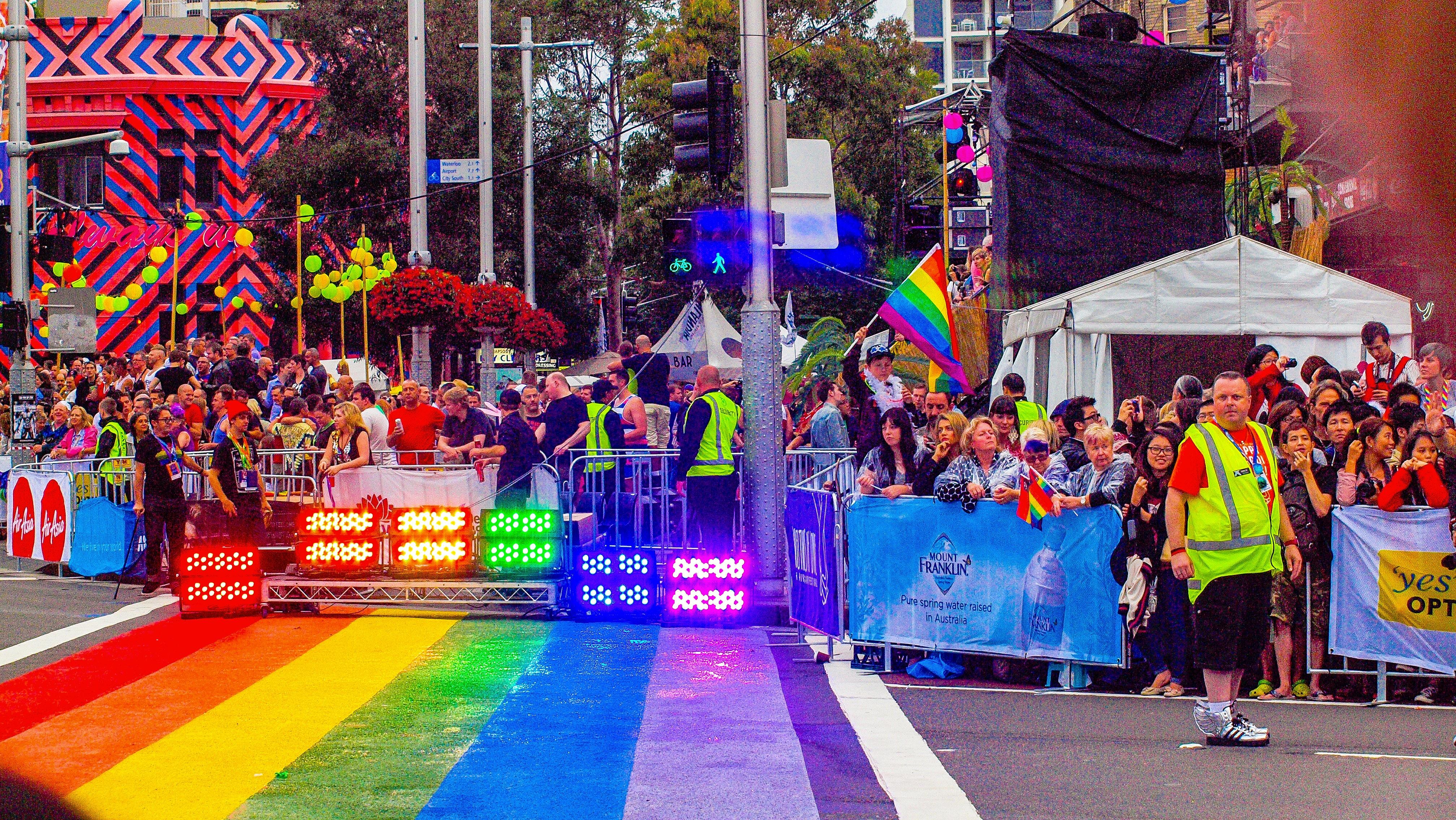 Lesbian accommodation sydney