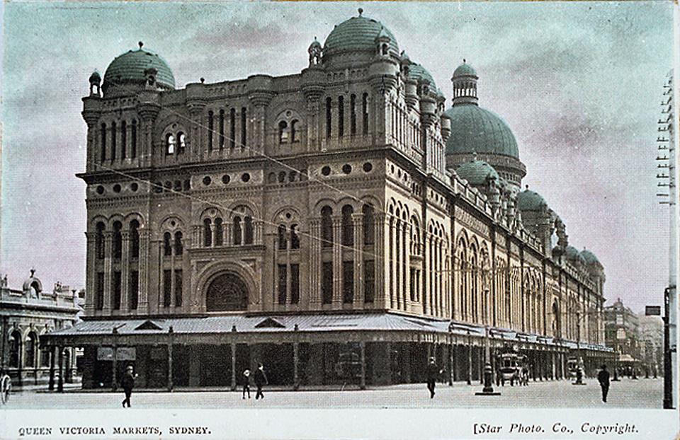Queen Victoria Building The Dictionary Of Sydney