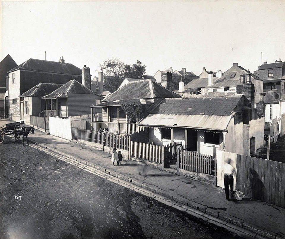 1890s Saw The Making Of Surry Hills As A Residential District With Surges In House Building Activity Coinciding Periods Economic Boom