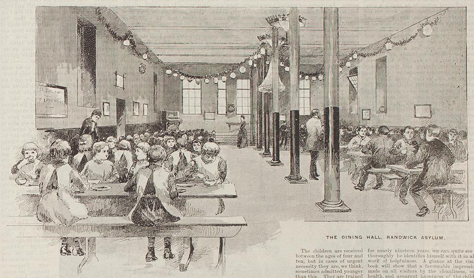 Children S Institutions In Nineteenth Century Sydney The
